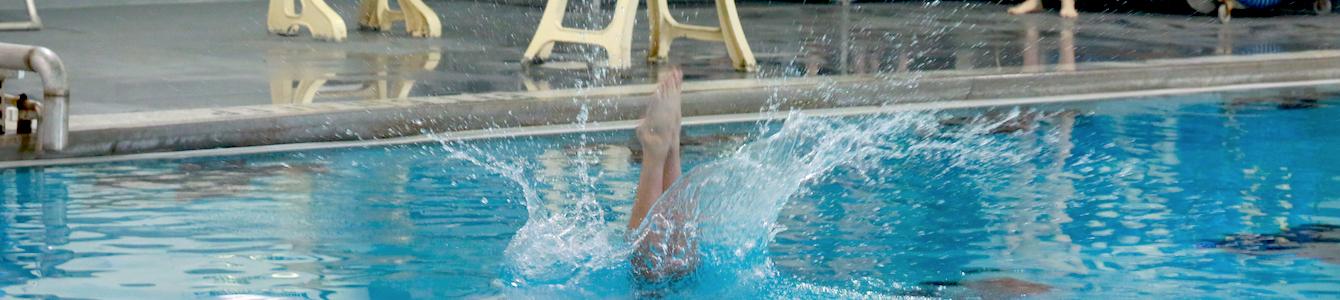 SME Boys Swim & Dive Team